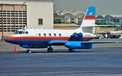 N18BH 1967 Lockheed 1329-23E (c/n 5099) (RedRipper24) Tags: biz dca reagannationalairport bizjets businessjets kdca washingtonreagannationalairport n18bh
