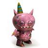 Pink_Confetti_Bat_rght (Leecifer/lgajda) Tags: giantrobot toys artshow uglydoll icebat chupacabra gr2 vinyltoys leecifer uglycon