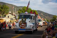 4th of July parade (Flickr_Rick) Tags: summer holiday outside parade 4thofjuly manti