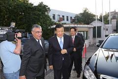 PSD recebeu delegação do Comité Central Partido Comunista Chinês
