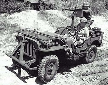 History Of A Jeep (Cherry Hill Dodge Chrysler Jeep Ram) Tags: Philadelphia  Jeep