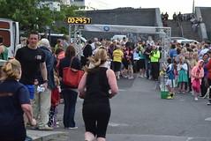 Finish of St. Coca's 5KM Road Race and Fun Run 2014 (Peter Mooney) Tags: ireland walk running run racing roads jog kildare 5km massparticipation stcocasac