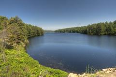 Silent Lake (.:Axle:.) Tags: travel ontario canada slr digital nikon roadtrip hdr highdynamicrange hdri d300 photomatix photostock nikond300 afsnikkor1424mm128g photostock2014