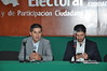 Conferencia sobre la reforma electoral