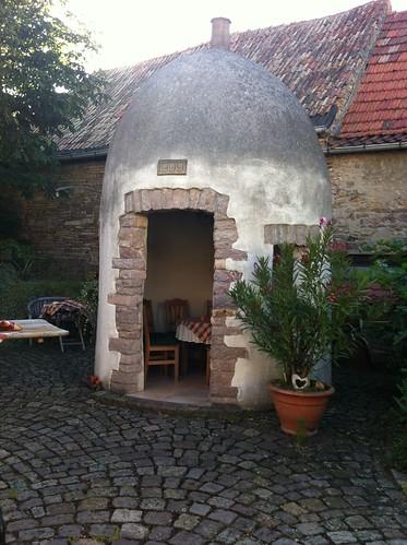 Trullo in der Weinstube Kleines Rheinhessen
