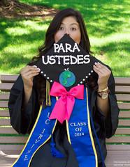 para ustedes (AdrienneCredoPhotography) Tags: california summer portrait nikon para graduation southern socal graduate grad celebrate ustedes irvine uci accomplishment d3200