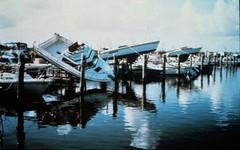 Hurricane Arthur Hit the Coast of North Carolina (maf04) Tags: water boats coast nc dock hurricane damage
