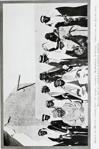 """Image from page 51 of """"The heart of Arabia, a record of travel and exploration"""" (1922)"""