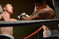 Boxing: Ben Heap v Ashley Lewis Southern Area Title Fight (sophie_merlo) Tags: sports sport action boxing chippenham ashleylewis benheap