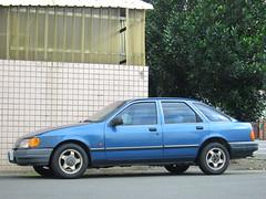 Ford Sierra hatchback (rvandermaar) Tags: ford sierra hatchback taiwan fordsierra rvdm