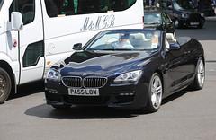 640d M Sport (kenjonbro) Tags: uk england black london westminster trafalgarsquare sunny convertible bmw cabrio charingcross themall sw1 msport 2013 worldcars kenjonbro 640d canoneos5dmkiii kencorner canonzoomlensef9030014556 pa55low 640dmsport