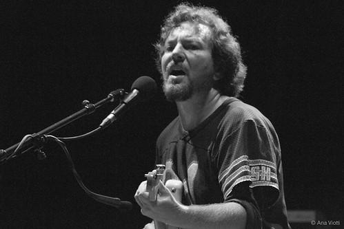 Eddie Vedder by sidestagecollective, on Flickr