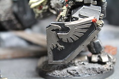 Iron Hands 01 ADET (Blue Table Painting) Tags: hands iron 40k warhammer spacemarines