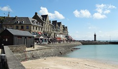 Cancale par la cte 12 (@bodil) Tags: lighthouse france port landscape bretagne paysage phare cancale illeetvilaine