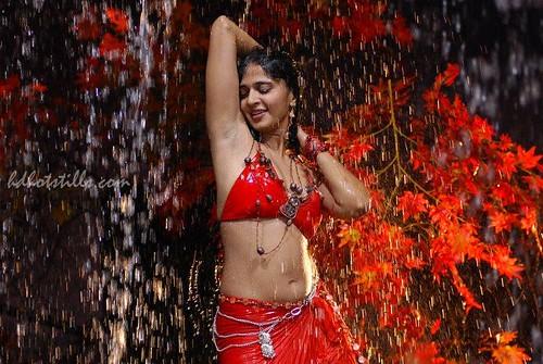 For Anushka shetty hot in bra are
