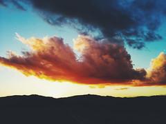 sunset sky landscape (Photo: Sergi Jordán on Flickr)