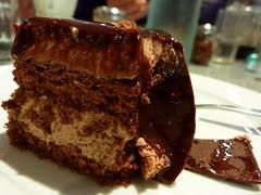 Ruby's 14th birthday (Sandy Austin) Tags: newzealand food cake chocolate auckland northisland henderson myfamily gateau westauckland sandyaustin panasoniclumixdmcfz40