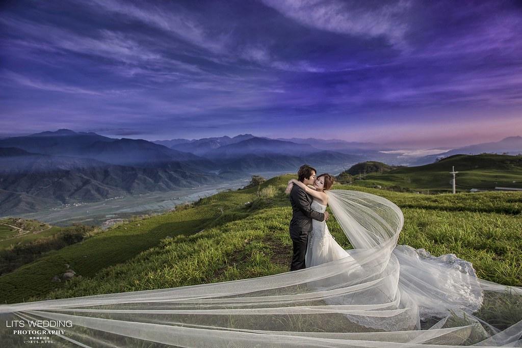 婚紗,自助婚紗,台北婚紗,優質自助婚紗,推薦婚紗,花蓮六十石山,台東伯朗大道,台東熱氣球