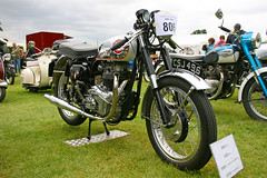 Vintage BSA Motor Cycle (SR Photos Torksey) Tags: show classic vintage rally steam lincolnshire motorbike lincoln motorcycle bsa showground