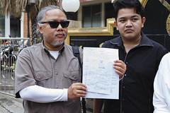 20140831-Phayow and Neng-32 (Sora_Wong69) Tags: thailand bangkok victim protest politic coupdetat aprilmay2010 crackeddown
