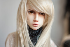 IMG_3056 (heneya_natus) Tags: make bernard doll makeup bjd dollshe williamaugust myfaceup heneya