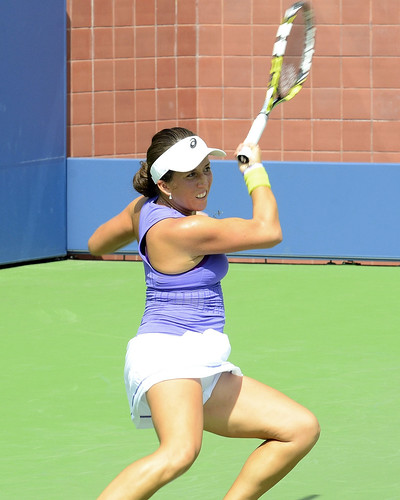 Irina Falconi - 2014 US Open (Tennis) - Qualifying Rounds - Irina Falconi