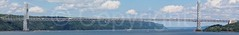 George Washington Bridge over the Hudson River, New York-New Jersey (jag9889) Tags: nyc newyorkcity bridge panorama usa lighthouse ny newyork tower river landscape newjersey crossing unitedstates suspension manhattan unitedstatesofamerica nj hudsonriver gw gwb fortlee waterway gardenstate georgewashingtonbridge washingtonheights 2014 wahi littleredlighthouse northriver bergencounty k007 zip07024 07024 jag9889 20140907
