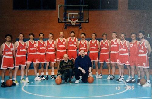 SANFILIPPO Collegno Basket 98-99