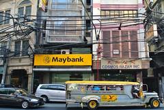 The Cosmos Bazar on Quintin Paredes Street in Manila (unlawyer) Tags: chinatown philippines streetscene manila fountainpen binondo pilot streetview quintinparedesstreet cosmosbazar