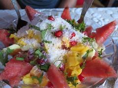 "Une petite salade de fruits... <a style=""margin-left:10px; font-size:0.8em;"" href=""http://www.flickr.com/photos/83080376@N03/15020025035/"" target=""_blank"">@flickr</a>"