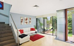 Townhome 4 at 83 Birriga Road, Bellevue Hill NSW