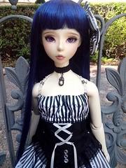 Rosita (kao_chanita) Tags: doll sd bjd hybrid 13 rosita knk customhouse artistdoll kennokokoro