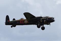 Avro Lancaster BI - 4 (NickJ 1972) Tags: aviation airshow lancaster bi raf b1 avro kca waddington 2014 battleofbritain memorialflight mk1 mki bbmf pa474 thumpermkiii