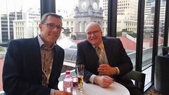 Tim and Carl enjoying the SkillsDMC 2014 Annual Conference