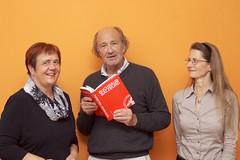 Buchrestitution an Miguel Herz-Kestranek (Universitt Salzburg (PR)) Tags: salzburg plus ubs hofstallgasse miguelherzkestranek universittsbibliotheksalzburg parislodronuniveristt