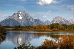 Reflections of Teton Mountains (Mysophie08) Tags: thumbsup bigmomma