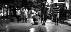Istanbul_002 (Georg Dombrowski) Tags: b blackandwhite turkey w istanbul trkei handicap society gesellschaft behinderung