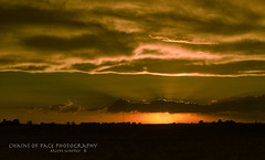 Sun Wings (Chains of Pace) Tags: sunset storm oklahoma clouds landscape sony prairie panhandle guymon