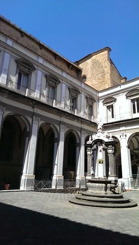 San Lorenzo, Napoli