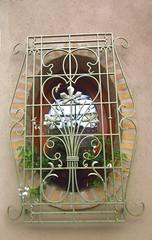 Fers forgs (hobbyphoto18) Tags: door france window metal iron metalwork porte ironwork nordpasdecalais nord fenetre fer gravelines ferforg irongrid