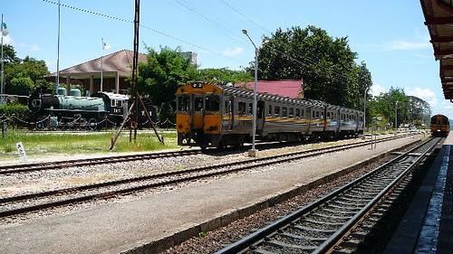 273 - Hua Hin treinstation