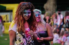 Color Fest Plovdiv 2014 /     2014 (BisssArt) Tags: color festival paint indian rowing fest chanel holi plovdiv  2014     grebna