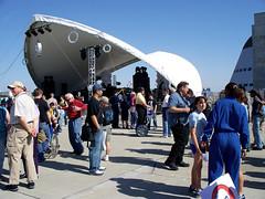 SAS trip to NASA Ames, circa 2009