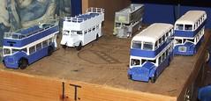 Work in progress (island traction) Tags: bus k bristol model type kit fs diecast prewar ecw ooc lodekka