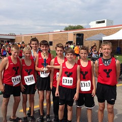 """2014 Troy Invite 8th Grade Boys 4th Place • <a style=""""font-size:0.8em;"""" href=""""http://www.flickr.com/photos/109120354@N07/15312118021/"""" target=""""_blank"""">View on Flickr</a>"""