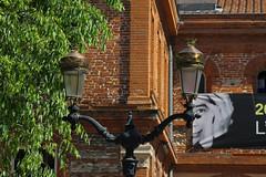 Halle aux grains (in explore) (xwattez) Tags: street france place lumire concerts grains toulouse rue halle salle lampadaire quartier 2014 dupuy