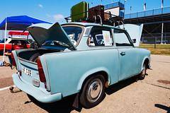 East German 1973 Trabant 601 S (hz536n/George Thomas) Tags: copyright fall oklahoma september perkins canon5d trabant carshow 2014 ef1740mmf4lusm cs5 trabant601 perkinscarshow