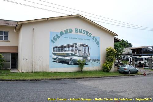 Flickriver: Photoset 'Bus Fiji - Island Buses - Valelevu' by
