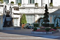 Vintage Porsche (paul_braybrook) Tags: road italy car porsche vintagecars lakemaggiore stresa motorvehicle