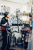 Brompton London (Citybiker.at) Tags: brompton brooksengland london faltrad klapprad foldingbike citybikerontour citybiker condor condorcycles workshop steelisreal vienna wien österreich austria brazing weldingporn